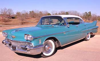 Red Line Motorsports, Intl. - Models Available - 1958 Cadillac ...