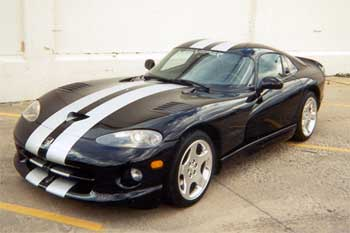Dodge Viper on Red Line Motorsports  Intl    Models Available   1999 Dodge Viper Gts